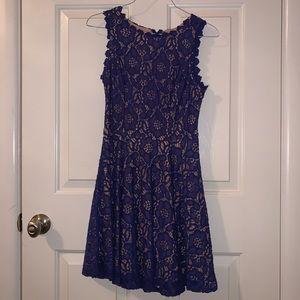 Two cute dresses both knee length